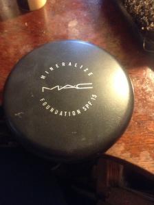 Mac Mineral Foundation